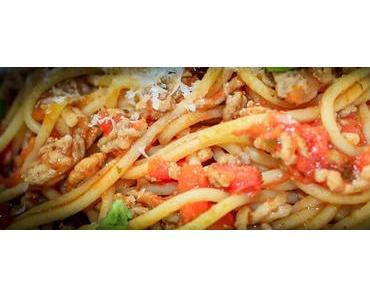 Spaghetti-Tag – der amerikanische National Spaghetti Day