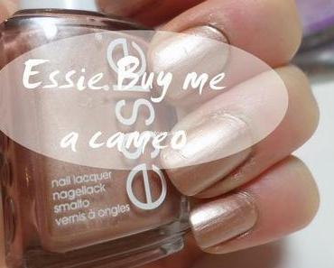 Essie 'Buy me a cameo' ♥