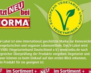 Vegan im Supermarkt - Norma stockt vegetarisches/veganes Sortiment auf