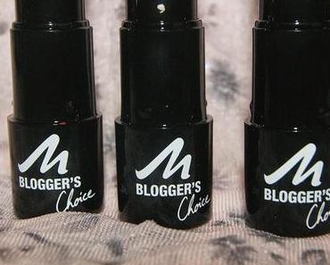 Manhattan Blogger´s Choice Matte Lipsticks Swatches
