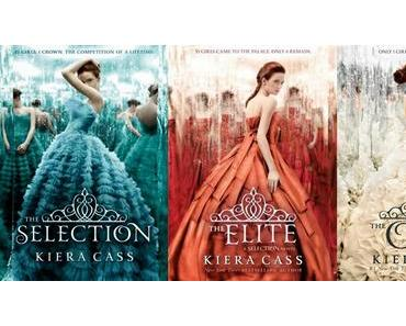 [Book] The Selection Trilogy