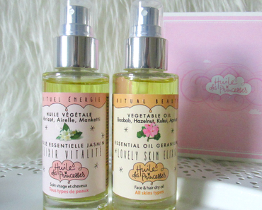 Huile des Princesses - Aromatherapy Princess Set