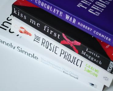 Gelesene Bücher in 2014 und meine Leseliste für 2015
