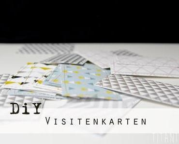DiY Visitenkarten
