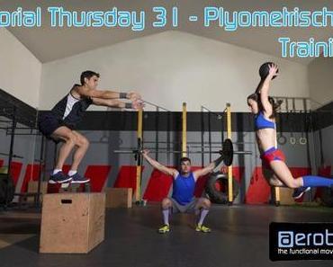 Tutorial Thursday 31 – Plyometrisches Training