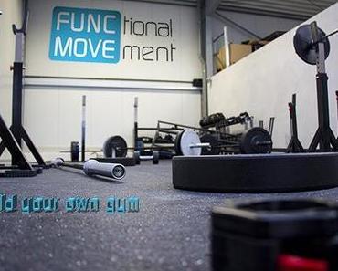 Build your own Gym – Errichtung des Trainingsframes – Teil 2