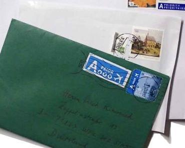Drei-Länder-Post