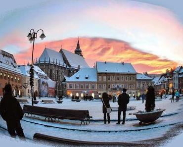 Kronstadt ist beliebtestes Reiseziel für Ausländer in Rumänien