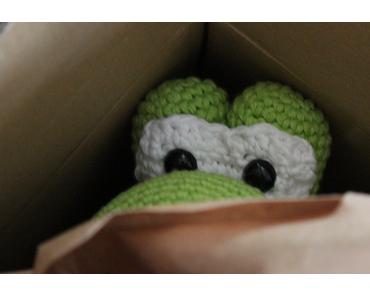 Wie aus dem Ei geschlüpft: Yoshi's Woolly World in Echt?