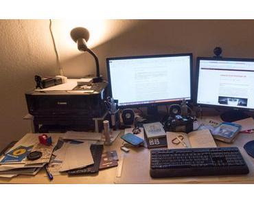 Räum-Deinen-Schreibtisch-auf-Tag – der amerikanische National Clean off Your Desk Day