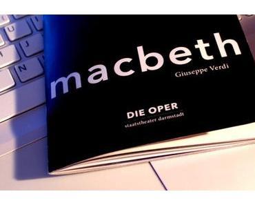 Macbeth in Darmstadt – Auf die Schippe genommen