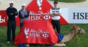 Abu Dhabi HSBC Golf Championship 2015