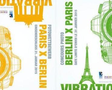 Fotowettbewerb PARIS X BERLIN