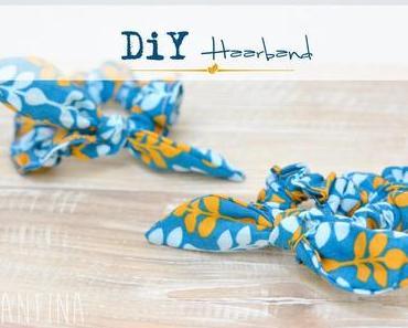 DiY Retro Haarband