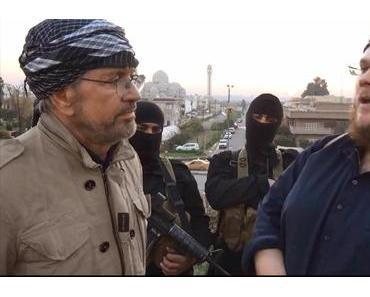 Zu Besuch bei den Terroristen - Zur IS-(Meta-)Reportage von Todenhöfer u. RTL