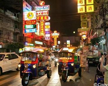 """""""Absturzbericht"""" aus Bangkok"""