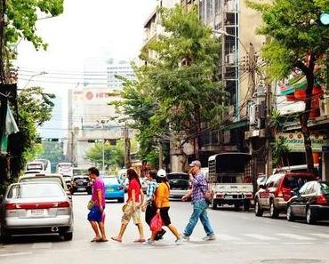Chinatown Bangkok Mai au ka!