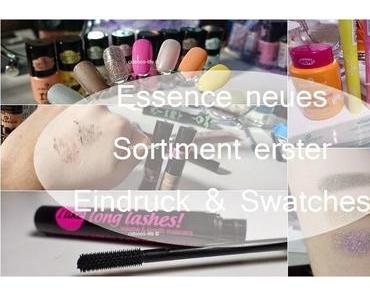Essence Event Köln, Swatches und erste Eindrücke! Augen, Nägel Teil 2 ♥