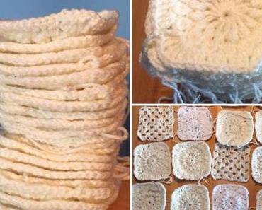 Granny-Decke, ja oder nein? – oder – Projekt Häkeldecke 2015