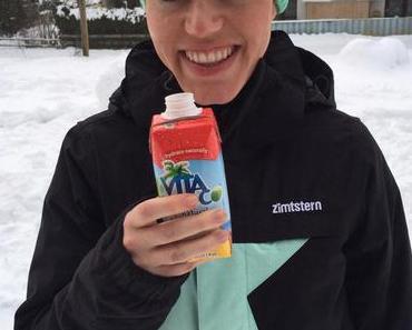 Wie schaffe ich es, mehr zu trinken? Meine Kokoswasser-Woche mit Vita Coco