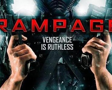 Review: RAMPAGE – RACHE IST UNBARMHERZIG – Uwe Boll verwechselt Gewalt mit Gesellschaftskritik