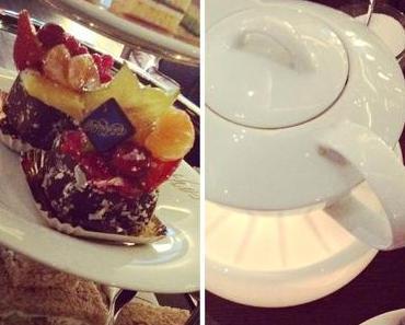 Ein Wochenende in Köln inklusive toller Teatime im Savoy