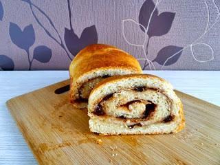 Zimt-Schoko-Brot