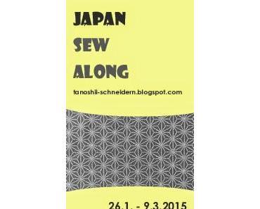 Der zweite Japan Sew Along - und ich bin natürlich dabei
