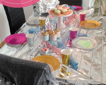 Die Eisköniginnen-Party - Ein Mädchentraum wird wahr