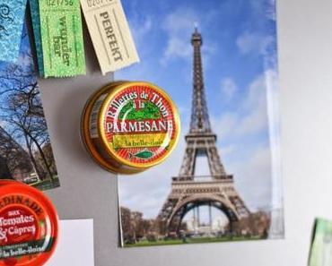 DIY: Magnete aus Fischkonserven