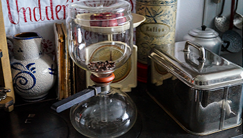 Wagenfeld´s Sintrax Kaffeemaschine
