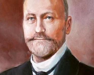 Portrait eines Mannes nach einer Personenbeschreibung