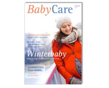 Das BabyCare Winter-eBook ist online!