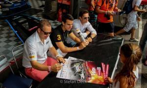 Leonard Motorsport in der Blancpain Endurance Series