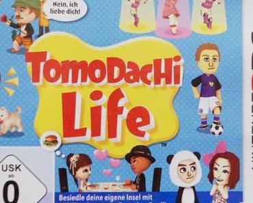 Test - NINTENDO TOMADACHI LIFE DEINE INSEL