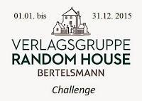 [Random House Challenge 2015] 1. Monat - Lesefortschritt
