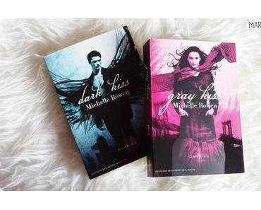 |Rezension| Michelle Rowen - Gray Kiss