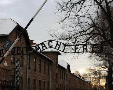 … and therefore it can happen again – Gedenkstättenfahrt nach Auschwitz