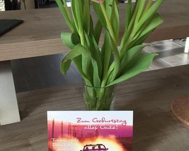 Heute feiern wir Bloggeburtstag: EAT TRAIN LOVE wird 3 Jahre alt!