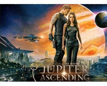 """Schlittschuh laufen im Weltraum - Mila Kunis und Channing Tatum in """"Jupiter Ascending""""!"""