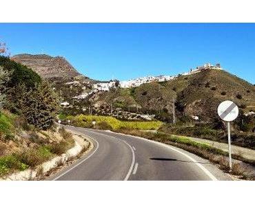 Andalusien: kuscheln im Hinterland