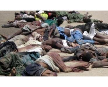 Boko Harams Völkermord in Nigeria beenden!