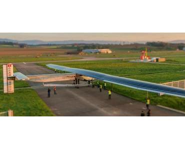 Solar Impulse stellt Route für erste solare Weltumrundung vor