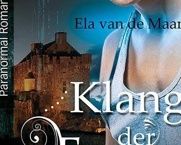 "[Rezension] Ela van de Maan - Into the dusk Band 2 ""Klang der Finsternis"""