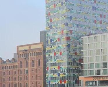 Medienhafen Düsseldorf - sightseeing