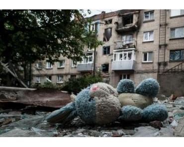 Update: #Save #Donbass #People! Helft den Kindern von Donesk!