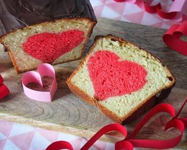 ♡ Herzkuchen zum Valentinstag ♡