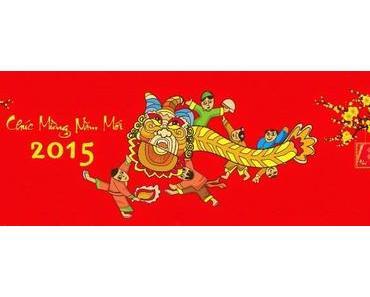 Sitten und Gebräuche der Vietnamesen beim Tetfest (Fest des Neujahres)