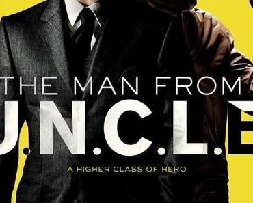 Back to the Sixties: Erster Trailer und Plakat zu Codename: U.N.C.L.E.