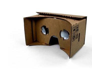 Google Cardboard – Die besten Apps für Googles VR-Brille
